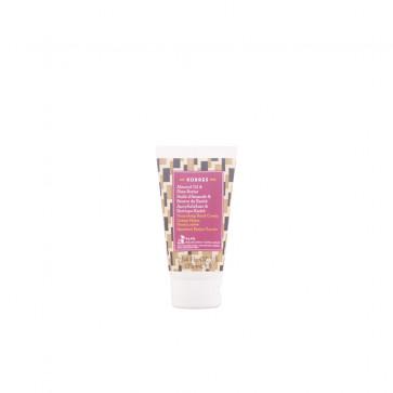 Korres ORGANIC ALMOND OIL & SHEA BUTTER Nourishing Hand Cream 75 ml