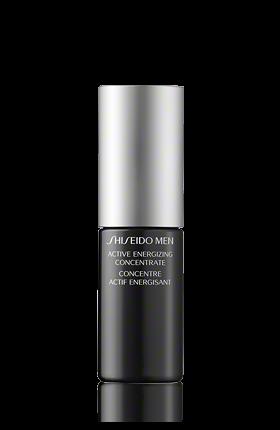 Shiseido MEN Active Energizing Concentrate Sérum concentrado anti-edad 50 ml