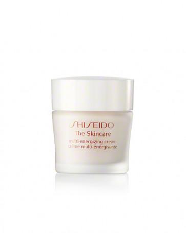 Shiseido THE SKINCARE Multi-Energizing Cream Tratamiento reparador 50 ml