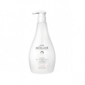 Anne Möller CLEAN UP 3 IN 1 Agua Micelar Limpiadora Alta Tolerancia 400 ml