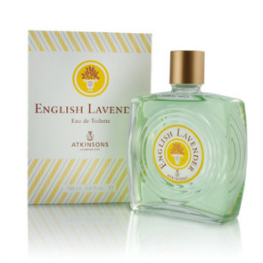 Atkinsons ENGLISH LAVENDER Eau de toilette 90 ml