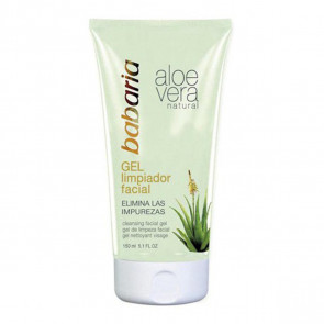 Babaria ALOE Gel Limpiador Facial 150 ml