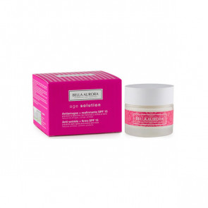 Bella Aurora AGE SOLUTION Antiarrugas + Reafirmante SPF15 50 ml