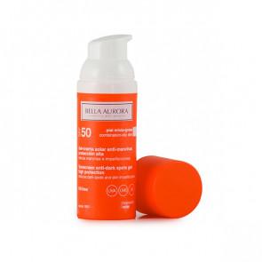 Bella Aurora SOLAR Gel-Crema Solar Anti-Manchas Protección Alta SPF50 Pieles Mixtas-Grasas 50 ml