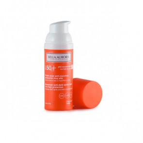 Bella Aurora SOLAR Gel-Crema Solar Anti-Manchas Protección Alta SPF50 Pieles Normal-Seca 50 ml