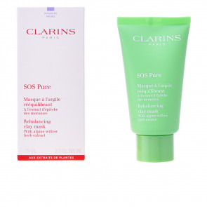 Clarins SOS PURE Mascarilla 75 ml