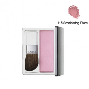 Clinique BLUSHING BLUSH Powder Blush 115 Smoldering Plum Colorete en polvo 6 gr