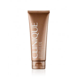 Clinique SELF SUN Body Tinted Lotion Medium Autobronceador corporal 125 ml