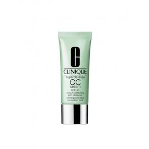 Clinique SUPERDEFENSE CC CREAM Light Medium Crema Hidratante con Color 40 ml