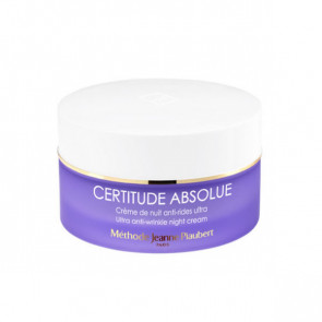 Jeanne Piaubert CERTITUDE ABSOLUE Crema de noche antiarrugas ultra 50 ml