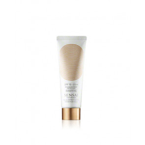 Kanebo SENSAI CELLULAR PROTECTIVE Cream For Face SPF15 Protección solar rostro 50 ml