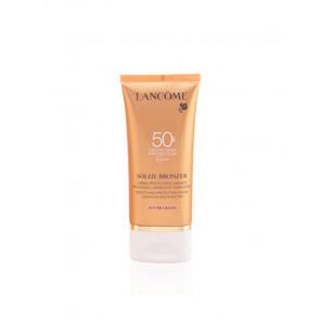 Lancôme SOLEIL BRONZER BB cream Crème Protectrice SPF50 Protector solar 50 ml
