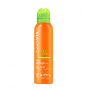Lancaster SUN SPORT Cooling Invisible Mist Wet Skin Application SPF15 200 ml