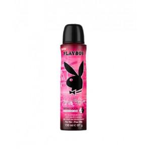 Playboy SUPER PLAYBOY WOMAN Desodorante 150 ml