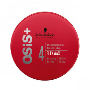 Schwarzkopf OSIS FLEXWAX Texture Ultra Strong Cream Wax 85 ml