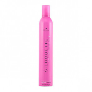 Schwarzkopf SILHOUETTE Color Brillance Mousse Super Hold 500 ml