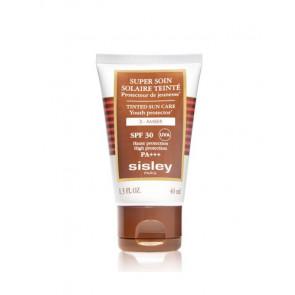 Sisley SUPER SOIN SOLAIRE Visage SPF30 Amber Protección Solar Facial con Color 40 ml