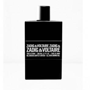 Zadig & Voltaire THIS IS HIM! Gel de ducha 200 ml