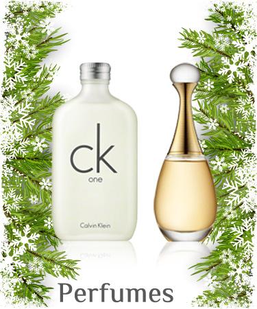 Perfumes para Navidad